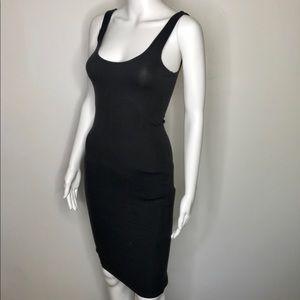 Victorias Secret Gray Tunic Tank Dress XS